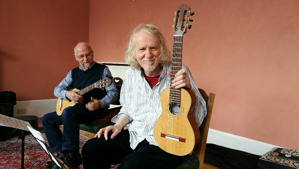 Report on 22nd meeting, 3rd June, 2017 | Scottish Lute and Early ...